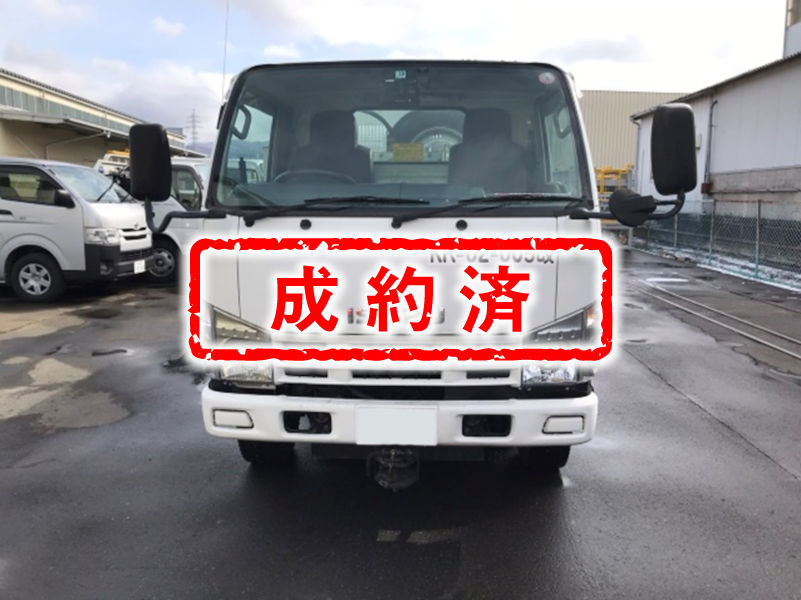 軌陸ダンプ【A003】